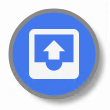 Inbox Import icon